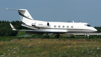 N200EL - Gulfstream G-III - Private