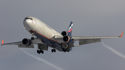 VP-BDQ - McDonnell Douglas MD-11(F) - Aeroflot Cargo