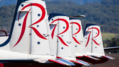 A23-058 - Pilatus PC-9A - Australia - Royal Australian Air Force (RAAF)
