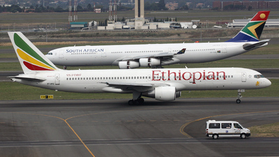 ET-AKC - Boeing 757-260(ER) - Ethiopian Airlines