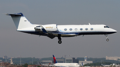 N40QJ - Gulfstream G-IV - Private