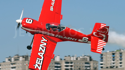 SP-AUC - Zlin 50LS - Zelazny Aerobatic Team