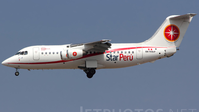 OB-1948-P - British Aerospace BAe 146-200 - Star Perú
