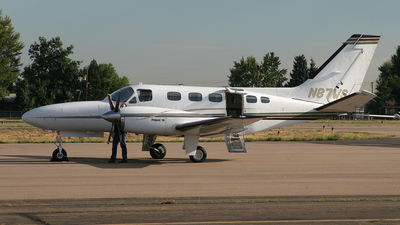 N87WS - Cessna 441 Conquest II - Private