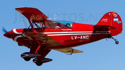 LV-ANC - Pitts S-2A Special - Private