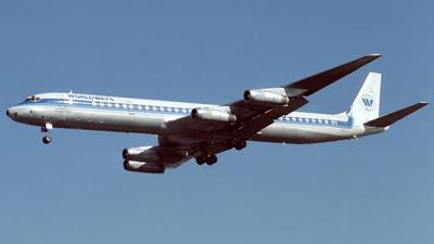 C-FCPS - Douglas DC-8-63 - Worldways Canada