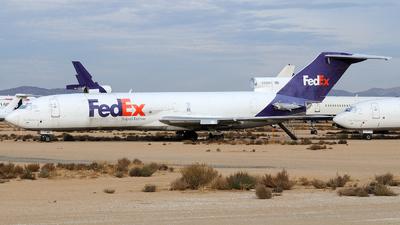N484FE - Boeing 727-227(Adv)(F) - FedEx