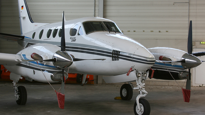 D-IUDE - Beechcraft C90B King Air - Private