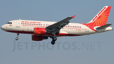 VT-SCG - Airbus A319-112 - Air India