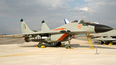 KB3112 - Mikoyan-Gurevich MiG-29B Fulcrum - India - Air Force