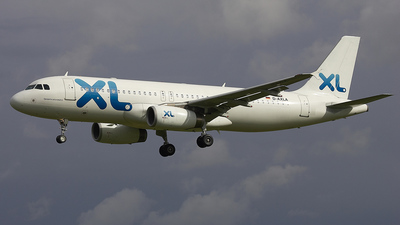 D-AXLA - Airbus A320-232 - XL Airways Germany
