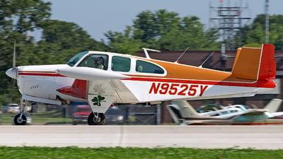N9525Y - Beechcraft P35 Bonanza - Private