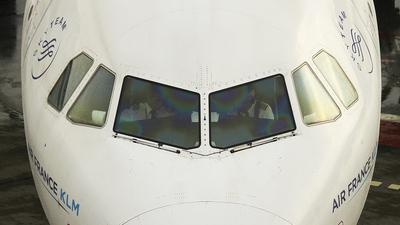 F-GTAN - Airbus A321-211 - Air France
