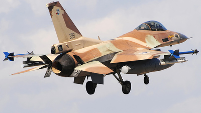 399 - Lockheed Martin F-16C Barak - Israel - Air Force