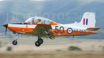VH-YBD - New Zealand Aerospace CT-4A Airtrainer - Private