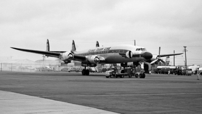 N6918C - Lockheed L-1049H Super Constellation - Flying Tigers