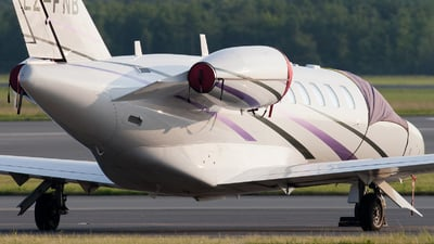 LZ-FNB - Cessna 525A CitationJet 2 Plus - Private