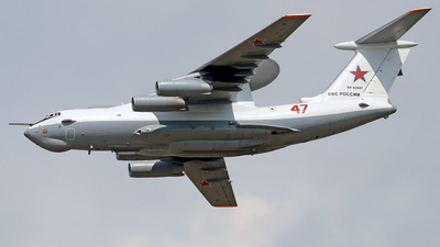 RF-92957 - Beriev A-50 Mainstay - Russia - Air Force