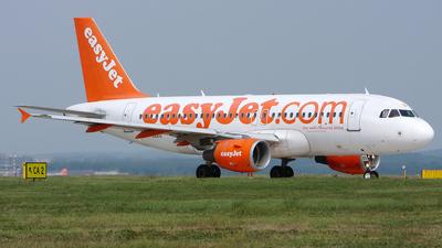 G-EZEO - Airbus A319-111 - easyJet