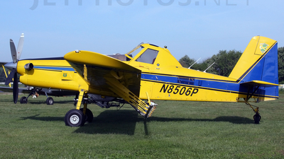 N8506P - Air Tractor AT-602 - Private