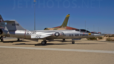 56-0790 - Lockheed F-104A Starfighter - United States - US Air Force (USAF)