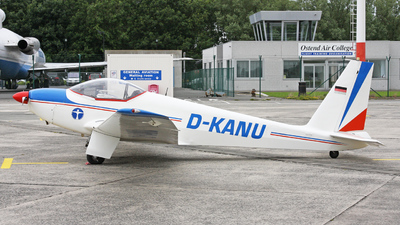 D-KANU - Schleicher ASK-16 - Private