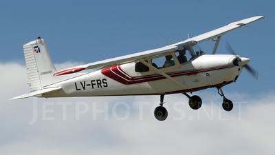 A picture of LVFRS - Cessna 172 Skyhawk - [] - © Jose Luis Ghezzi