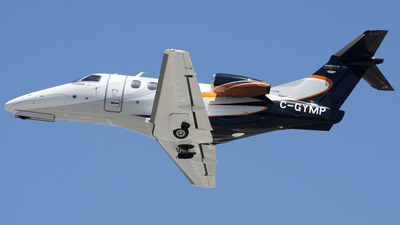 C-GYMP - Embraer 500 Phenom 100 - Private