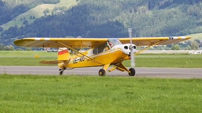 OE-AIO - Piper PA-18-180 Super Cub - Private