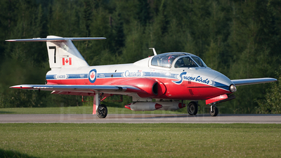 114089 - Canadair CT-114 Tutor - Canada - Royal Canadian Air Force (RCAF)
