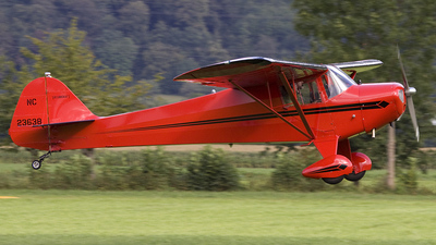 N23638 - Taylorcraft BC-65 - Private