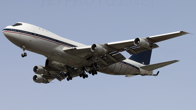 5-8107 - Boeing 747-132(SF) - Iran - Air Force