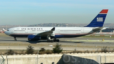 N279AY - Airbus A330-243 - US Airways