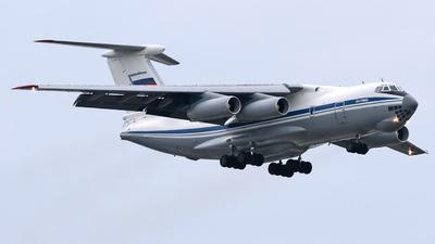 RA-78840 - Ilyushin IL-76MD - Russia - Air Force