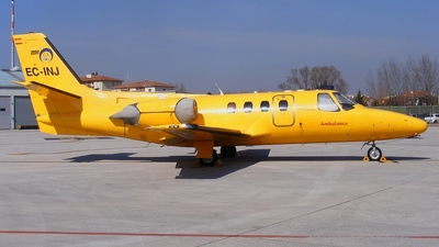 EC-INJ - Cessna 501 Citation SP - RACC Ambulance
