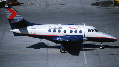 C-FASJ - British Aerospace Jetstream 31 - Ontario Express