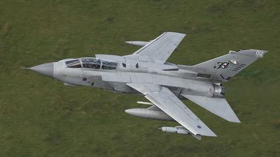 ZA401 - Panavia Tornado GR.4A - United Kingdom - Royal Air Force (RAF)