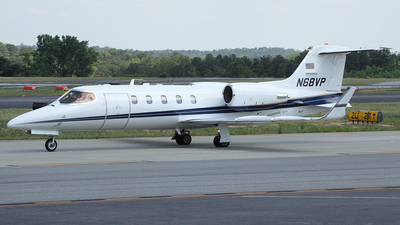 N68VP - Bombardier Learjet 31A - Private