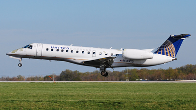 N16525 - Embraer ERJ-135ER - United Express (ExpressJet Airlines)