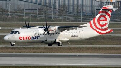 SP-EDD - ATR 42-500 - EuroLOT