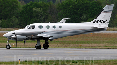 A picture of N84GR - Cessna 340 - [3400178] - © Agustin Anaya
