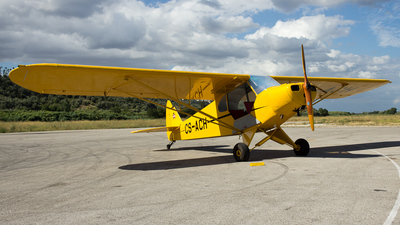 CS-ACH - Piper PA-18 Super Cub - Private