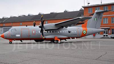 NAF930 - ATR 42-500MP Surveyor - Nigeria - Air Force
