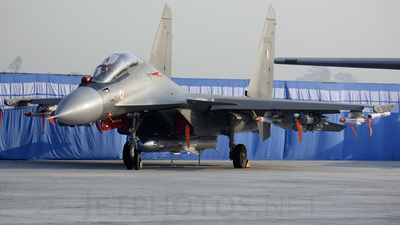SB-332 - Sukhoi Su-30MKI - India - Air Force