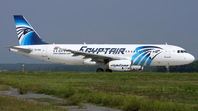 SU-GBE - Airbus A320-231 - EgyptAir