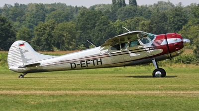 D-EFTH - Cessna 195B - Private
