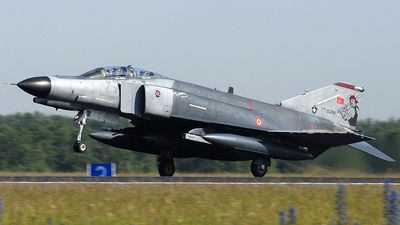 77-0286 - McDonnell Douglas F-4E Phantom II - Turkey - Air Force