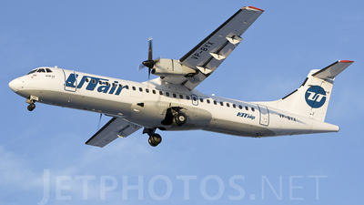 VP-BYX - ATR 72-201 - UTair Aviation