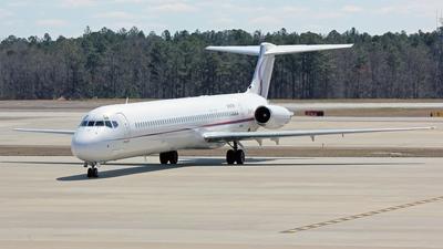 N786TW  McDonnell Douglas MD83  Ameristar Jet Charter