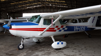 A picture of VHUQS - Cessna A152 - [A1520763] - © Eric Verplanken